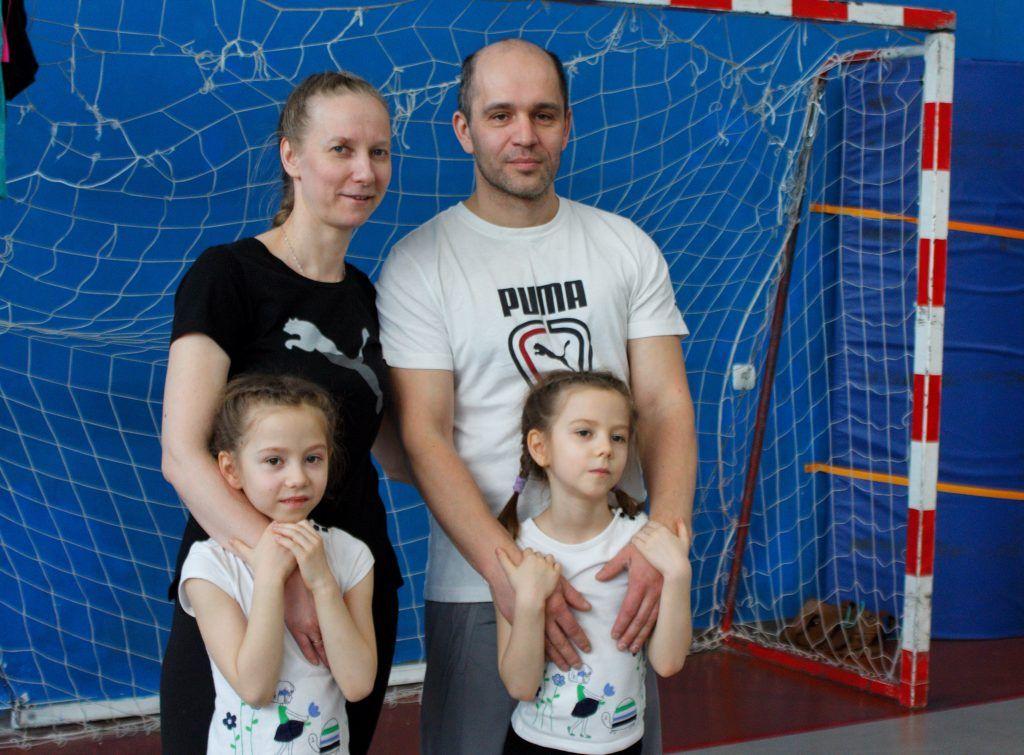 Всей семьей за победой: спортивные старты прошли в Таганском районе