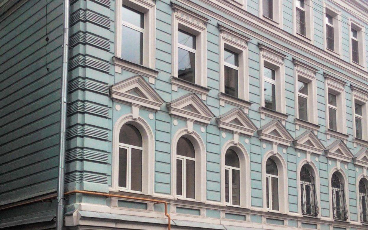 Комплексный ремонт начнут этой весной в жилом доме района Замоскворечье. Фото: сайт мэра Москвы
