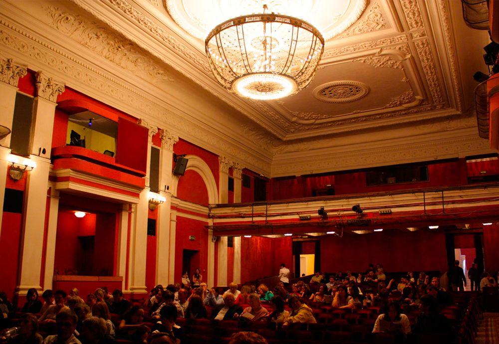 Зал современного театра. Фото: пресс-служба Театра на Малой Бронной