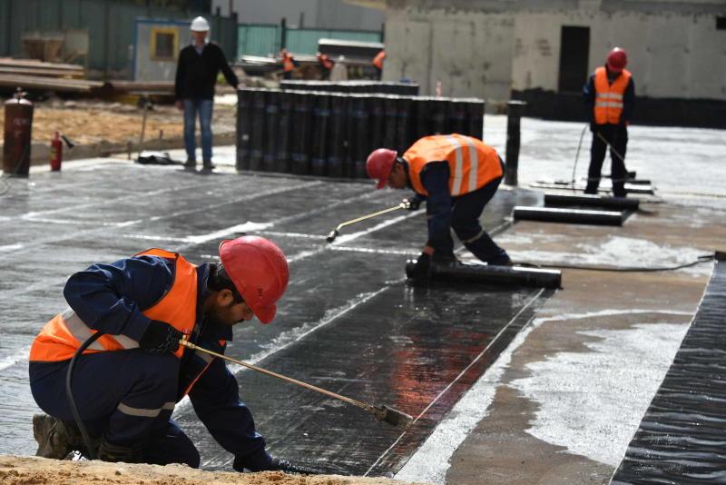 Больница в ТиНАО будет быстро обеспечена водой, электричеством и теплом