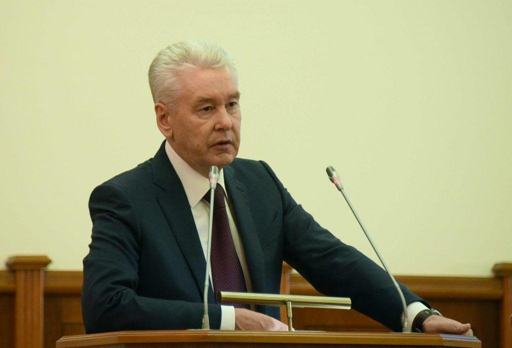 Собянин рекомендовал работодателям режим «удаленки» для сотрудников