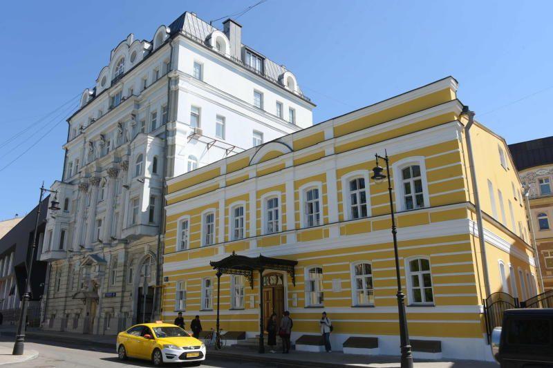 Поэтические маршруты запустили на портале «Узнай Москву»