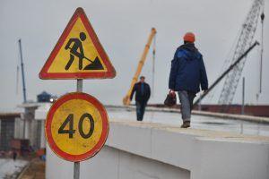 Строительство временно приостановлено. Фото: Владимир Новиков
