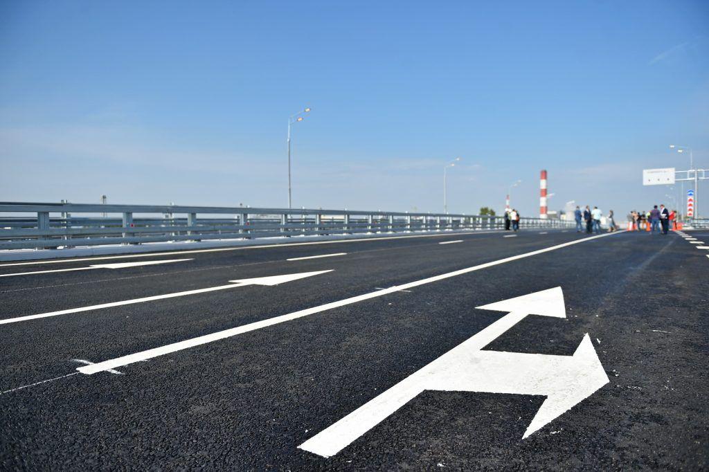 Москва получит почти 20 транспортных объектов в 2020 году