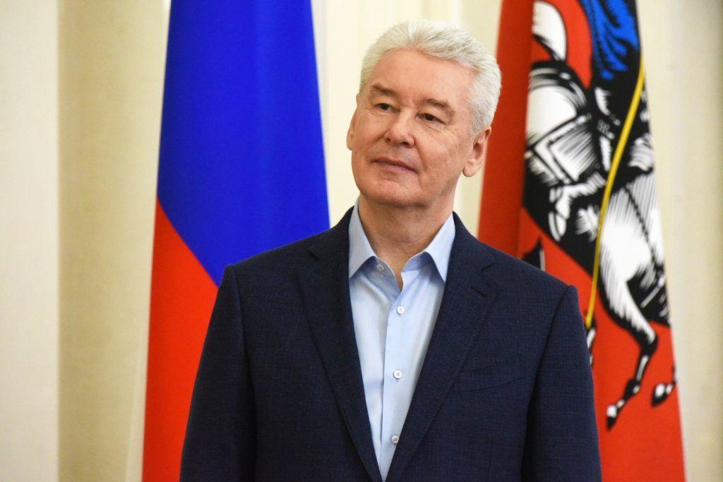 Сергей Собянин запустил две станции МЦД-4