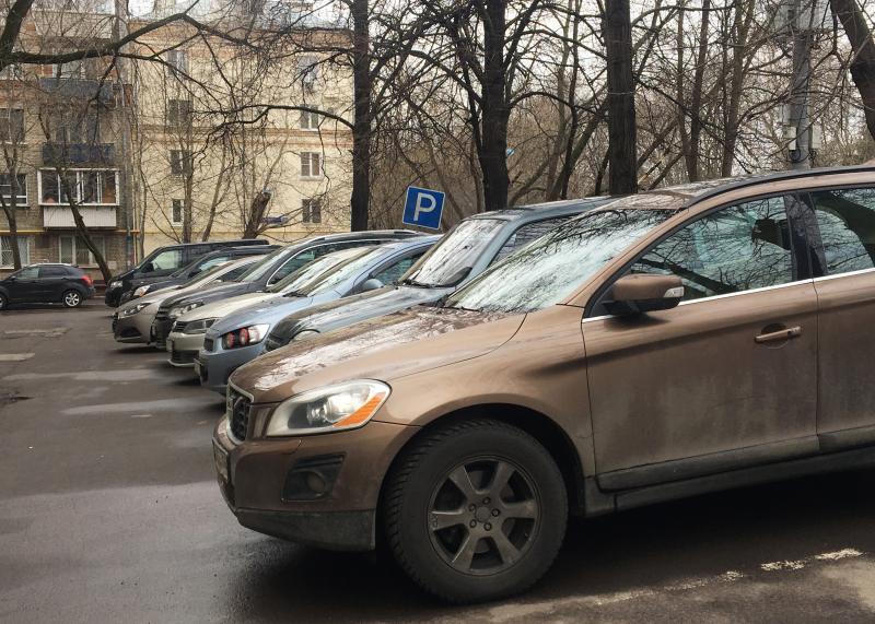 На время ремонта поликлиник московские резиденты сохранят льготы на платную парковку