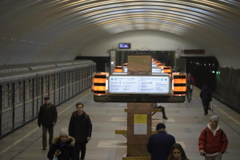 С 2021 года в Московском метрополитене снова появятся женщины-машинисты