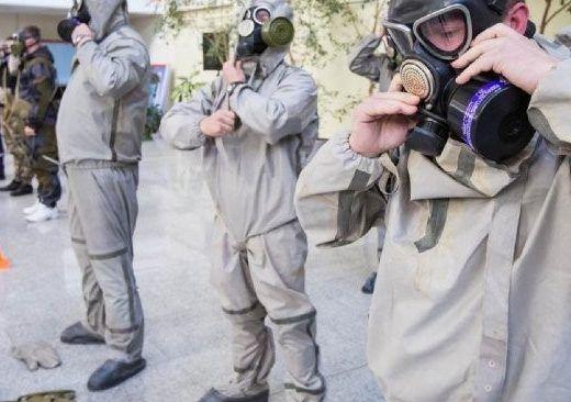 Московские спасатели обеспечивают безопасность столицы