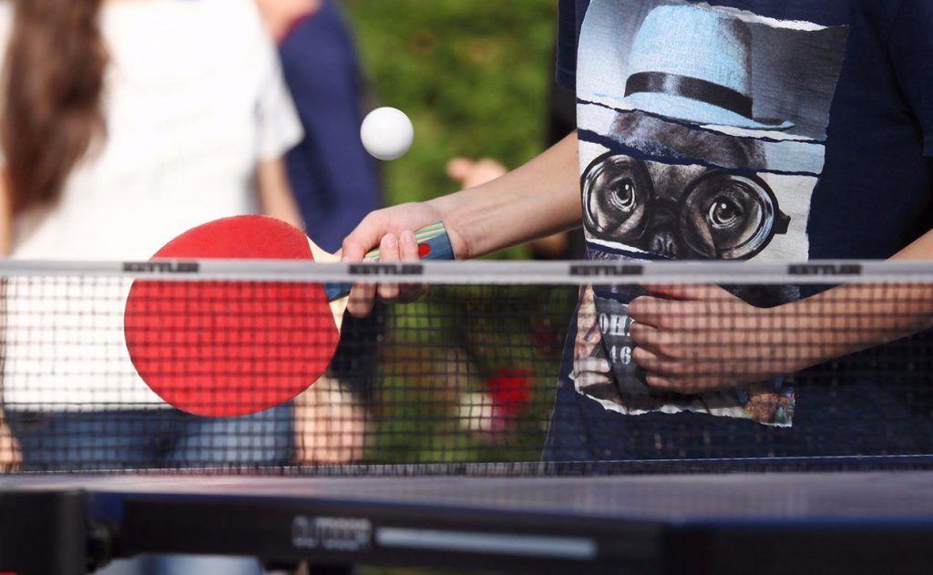 Фестиваль настольного тенниса проведут в Таганском районе