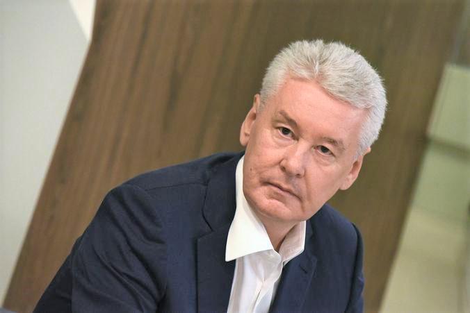 Собянин попросил москвичей старше 65 лет соблюдать домашний режим