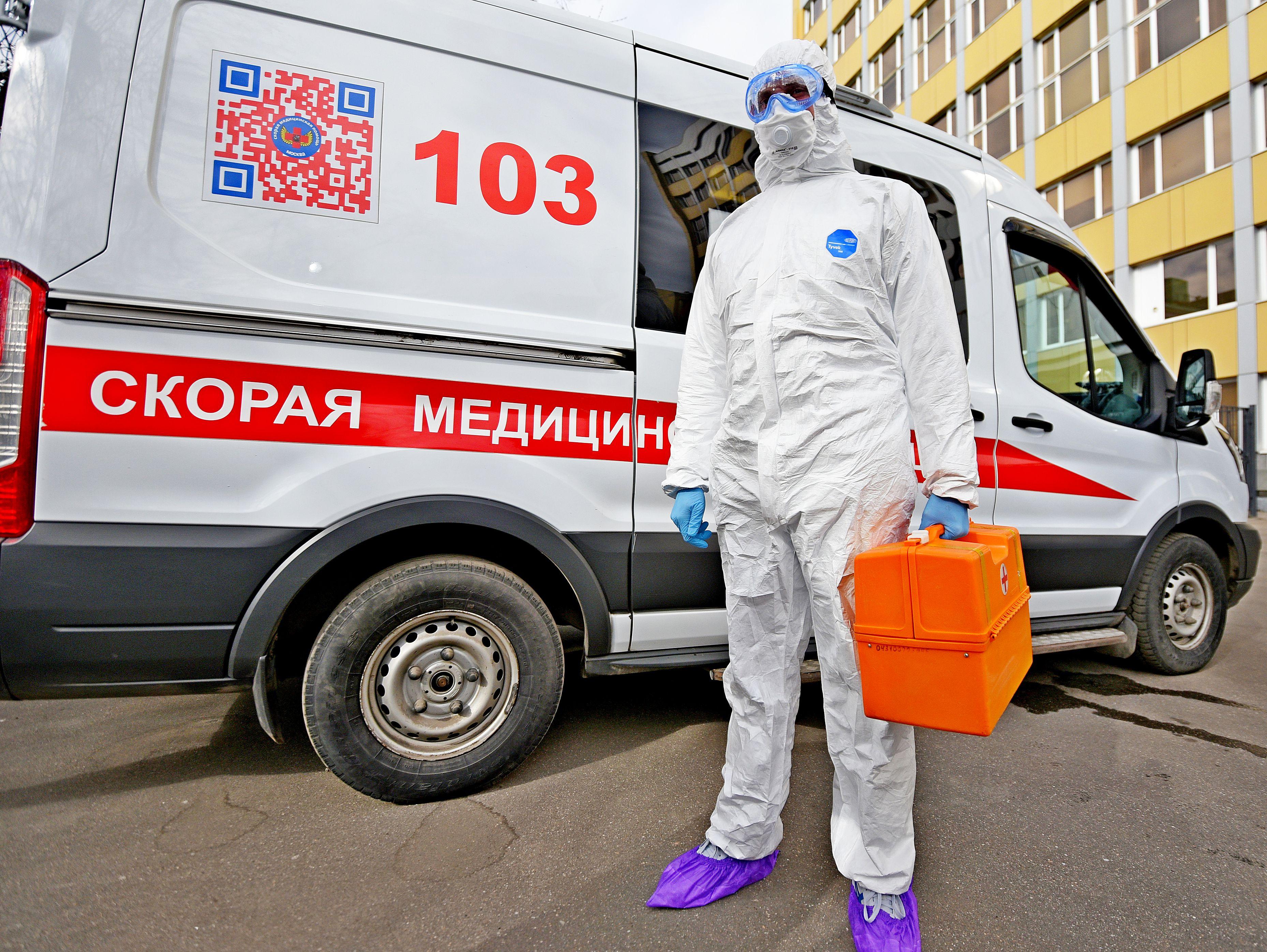 Зараженных стало больше.Фото: Александр Кожохин, «Вечерняя Москва»