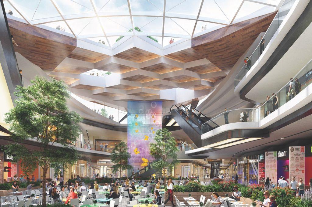 Торговый центр под Павелецкой площадью введут через 1,5 года