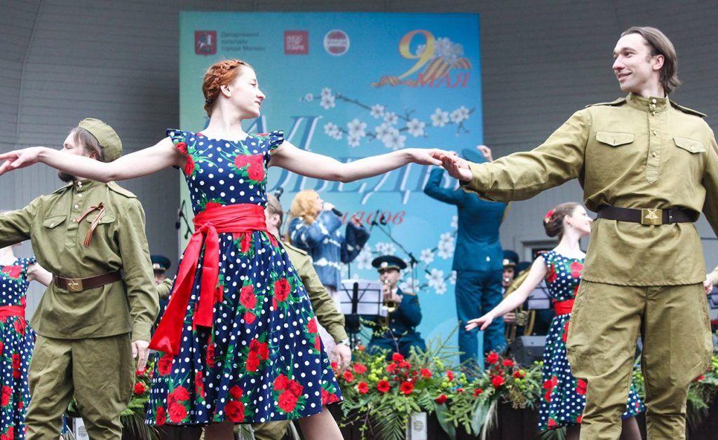 Песни ко Дню Победы: конкурс запустили в школе №2107