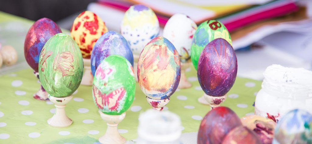 Мастер-классы по декорированию пасхальных яиц проведут сотрудники Таганского парка в дистанционном формате