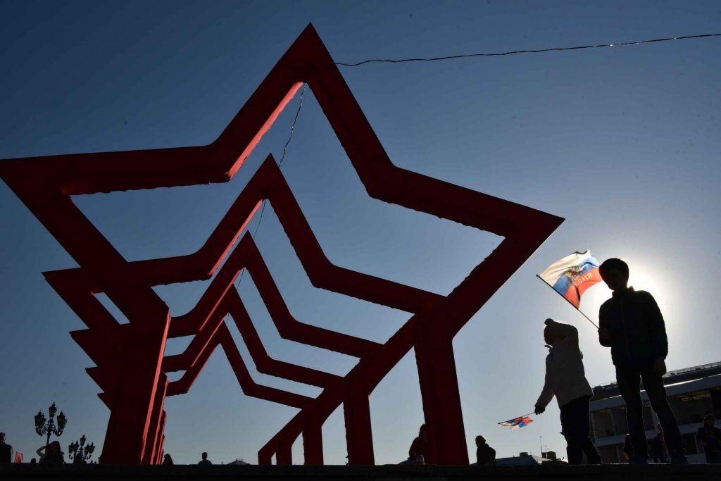 Мосгорпарк пригласил юных москвичей на проект к юбилею Победы