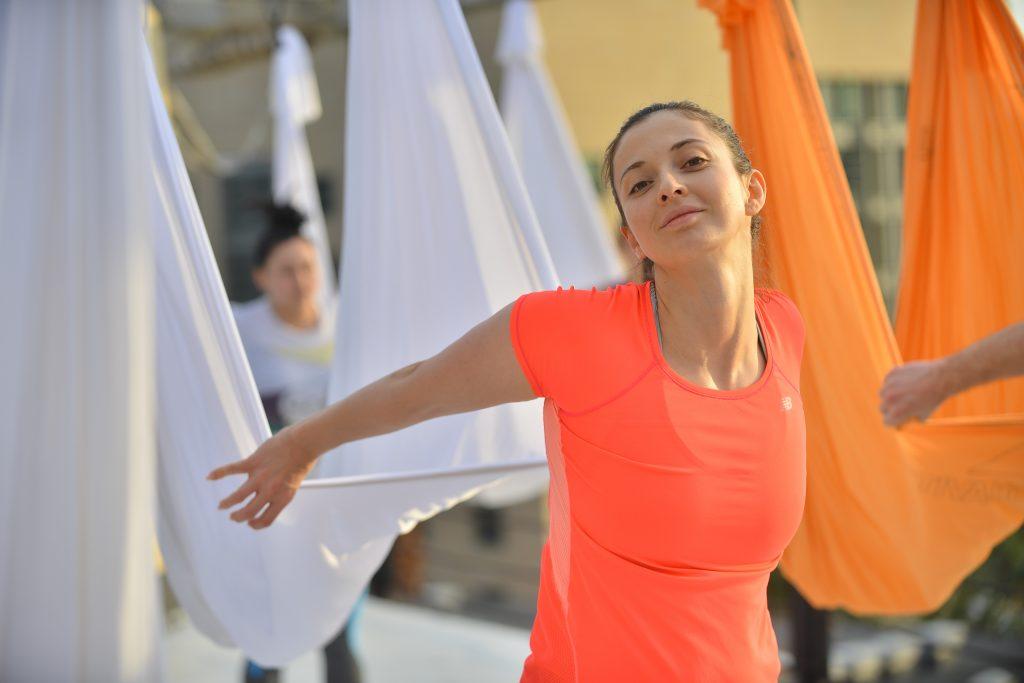 Москвичам покажут, как заниматься спортом в самоизоляции