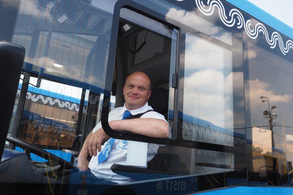 Новый автобусный парк в Москве обслужит электробусы
