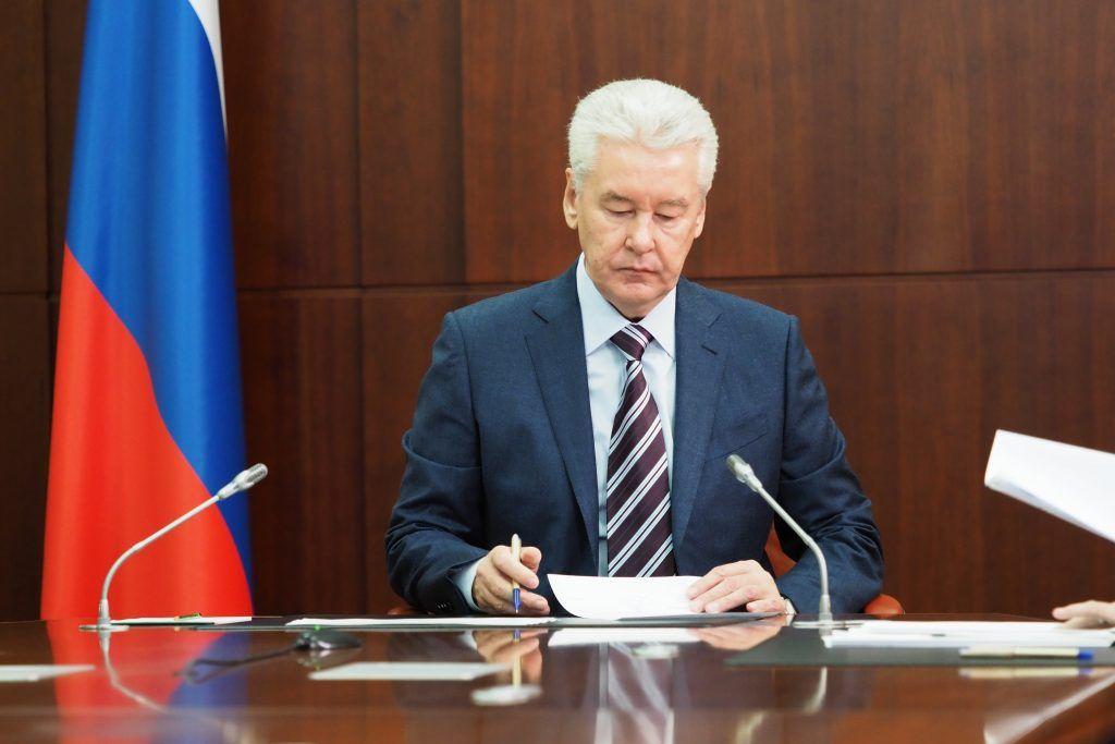 Сергей Собянин рассказал, когда в московских кафе откроют летние веранды