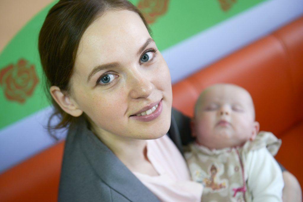 Московские отделы ЗАГС возобновили регистрацию новорожденных