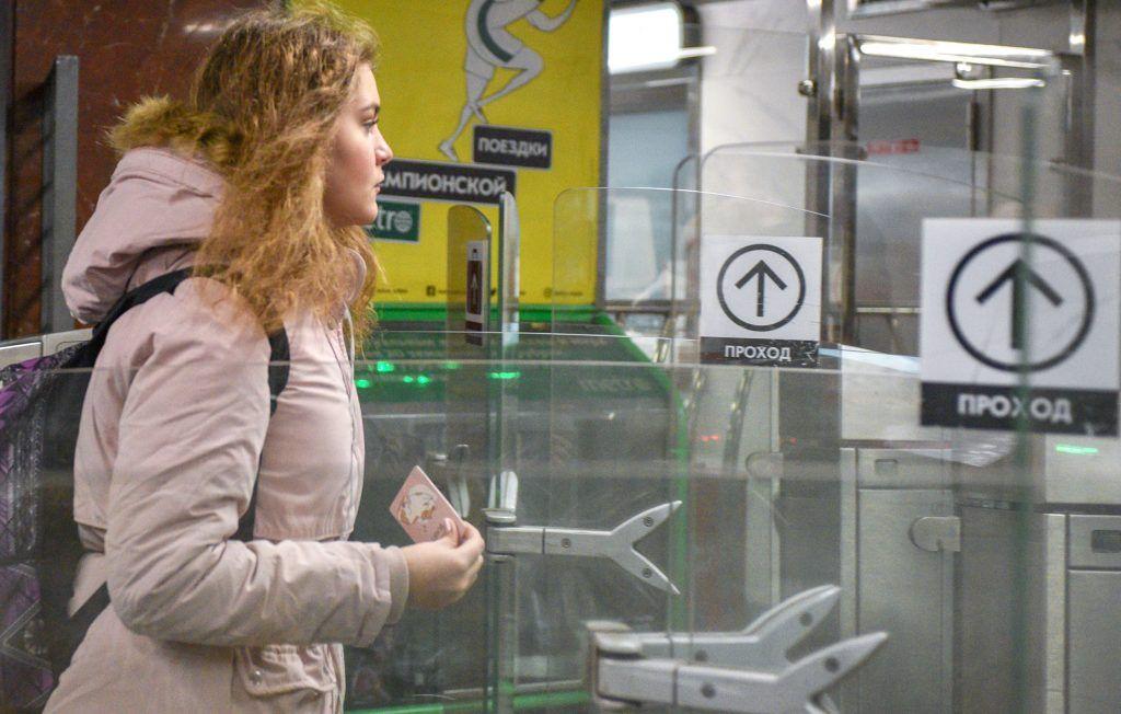 Метро Москвы откроет второй вестибюль на станции «Окружная»
