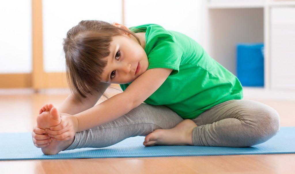 Баланс и равновесие: спортивную онлайн-тренировку для детей организуют сотрудники филиала «Янтарь»