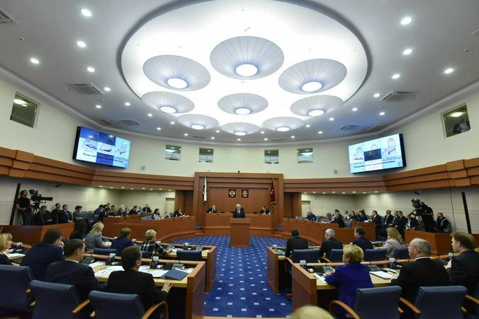 Депутаты МГД ввели штрафы за нарушение режима повышенной готовности