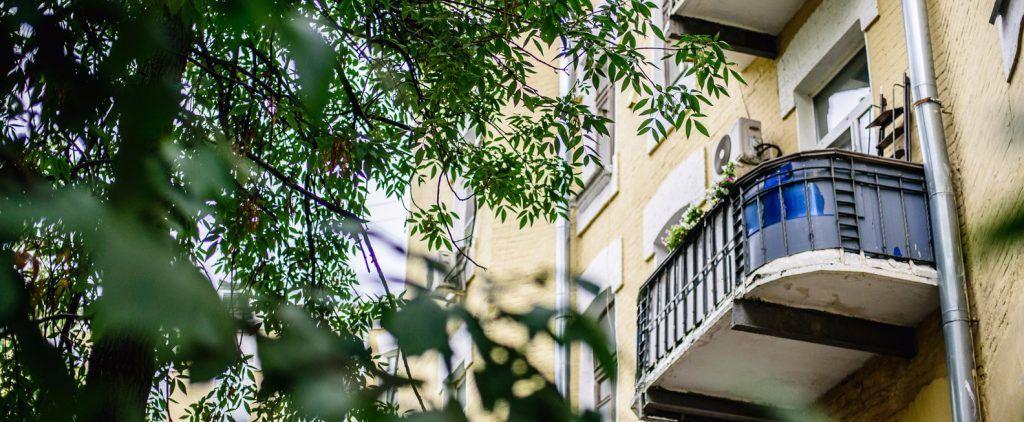 Капитальный ремонт запланировали провести в жилом доме во 2-м Лесном переулке