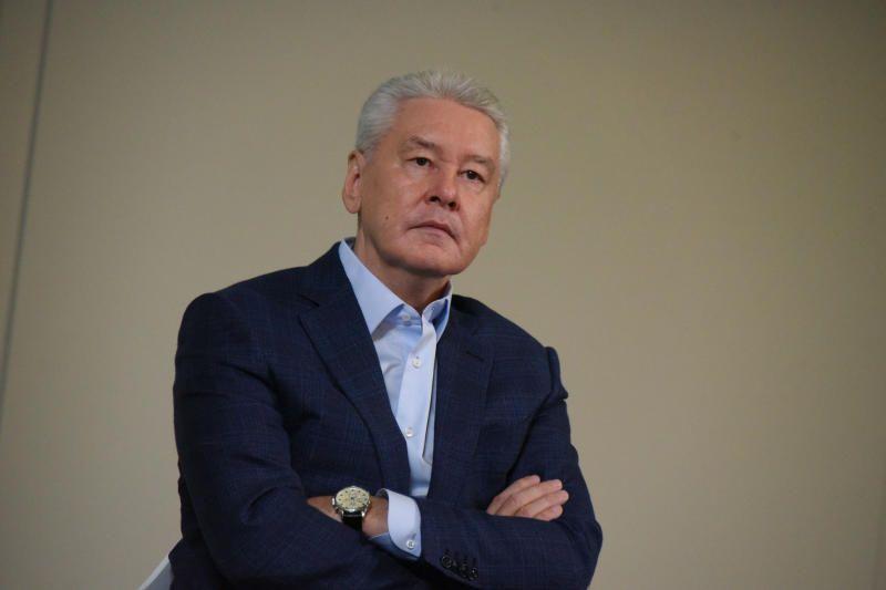 Собянин: В Москве от COVID-19 умирают в разы меньше, чем в других городах
