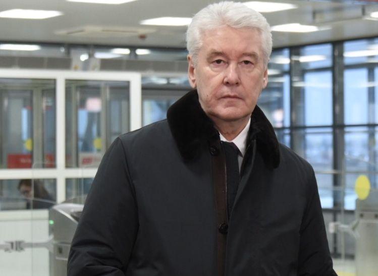 Собянин рассказал о создании ТПУ на базе платформы «Каланчевская»