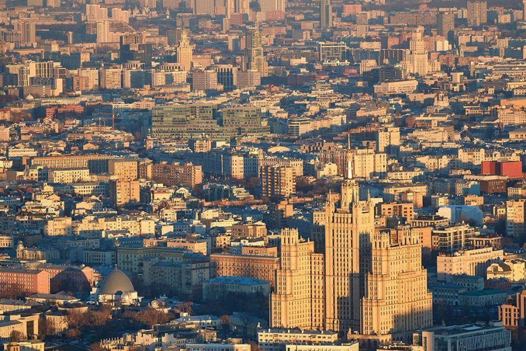 В Москве до 31 мая сохраняется режим временных ограничений. Фото: сайт мэра Москвы