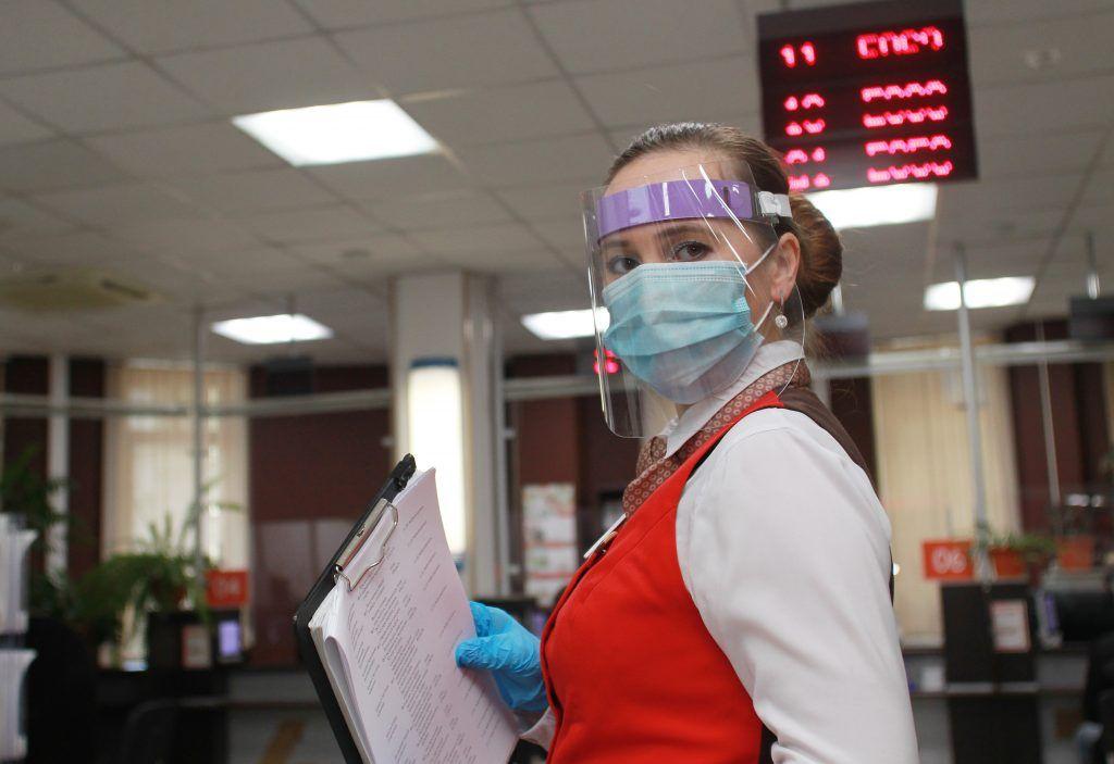 Более 12 тысяч москвичей посетили центры «Мои документы» за четыре дня