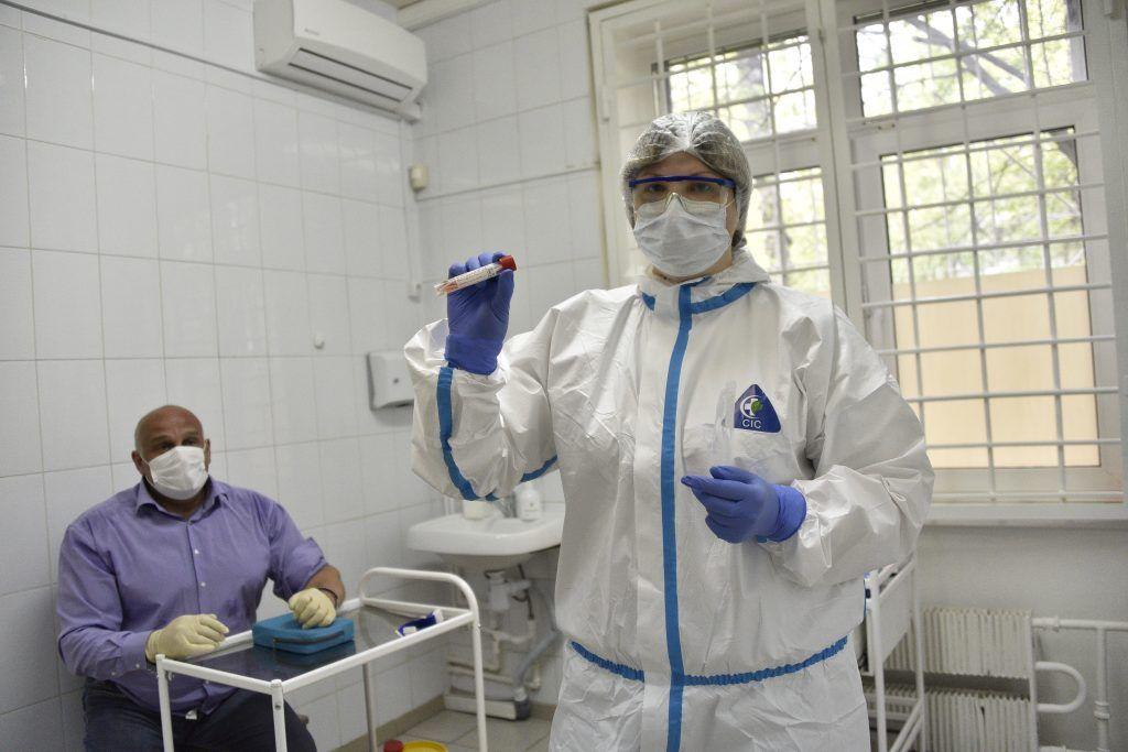Проверяем иммунитет к вирусу