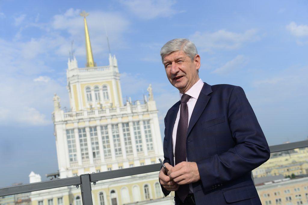 Реставрация башни «Пекина» завершилась в центре Москвы