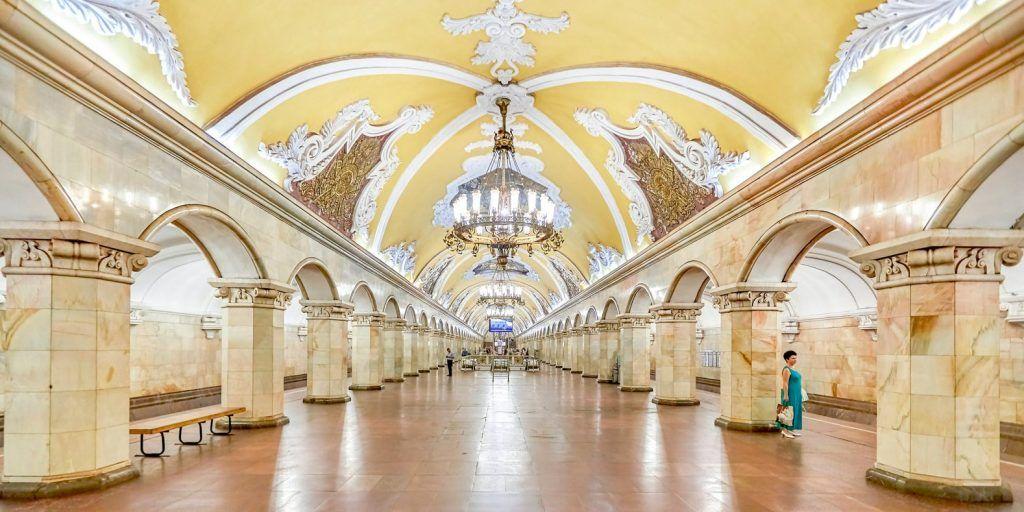 Прогулка по метро из дома: новый цикл онлайн-экскурсий подготовили в рамках проекта #Москвастобой. Фото: сайт мэра Москвы