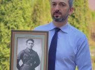 Член Общественного совета при УВД по ЦАО Сергей Филиппов в преддверии 75-й годовщины победы в Великой Отечественной войне рассказал о своём предке
