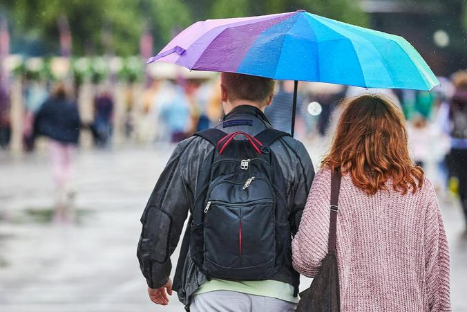Дождь в последний день весны: облачную погоду и осадки прогнозируют на 31 мая