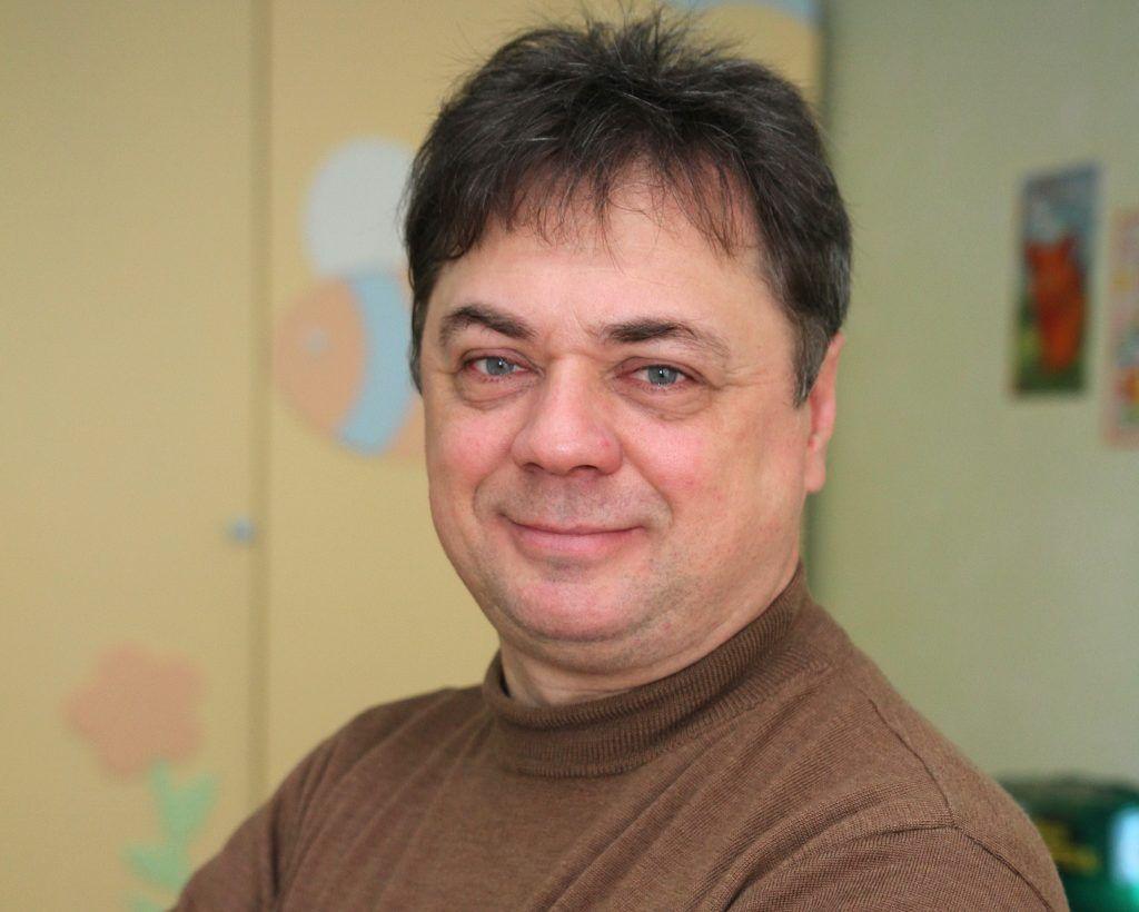 Андрей Леонов: Быть веселым с детьми меня научил папа