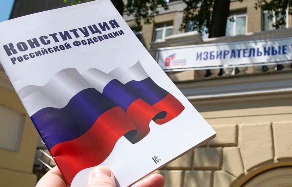 Политолог Владимир Шаповалов отметил беспрецедентную открытость голосования по Конституции. Фото: сайт мэра Москвы
