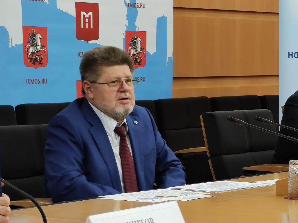 Евгений Брюн: Почти на 30 процентов уменьшилось число пациентов с диагнозом наркомания в Москве