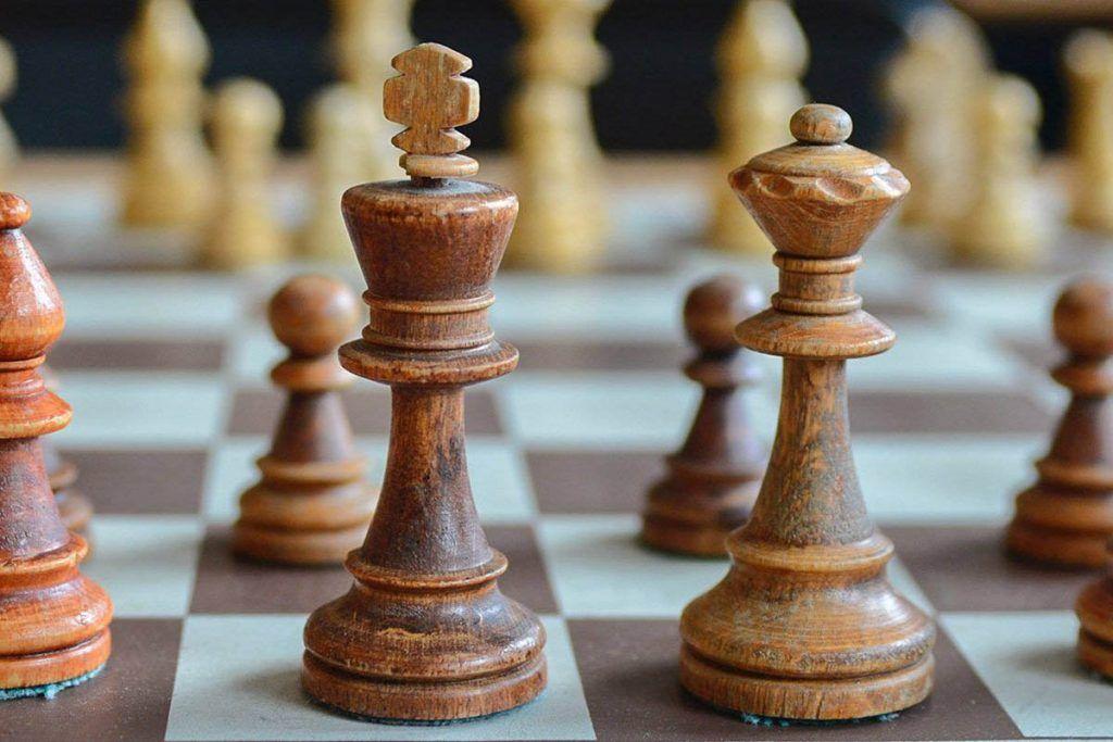 Шахматный турнир прошел на Октябрьском.  Фото: сайт Мэра Москвы.