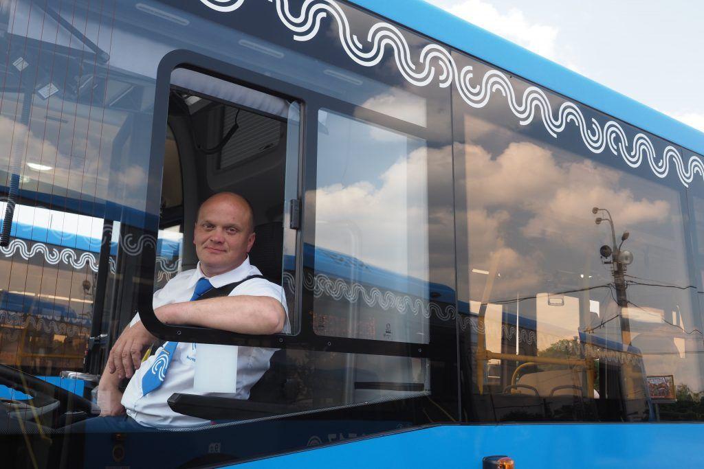 Маршруты автобусов в центре Москвы изменятся