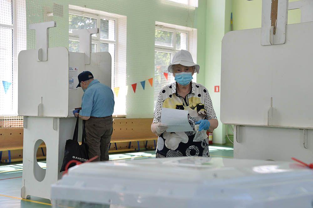 Известный политолог отметил высокий уровень организации голосования в Москве