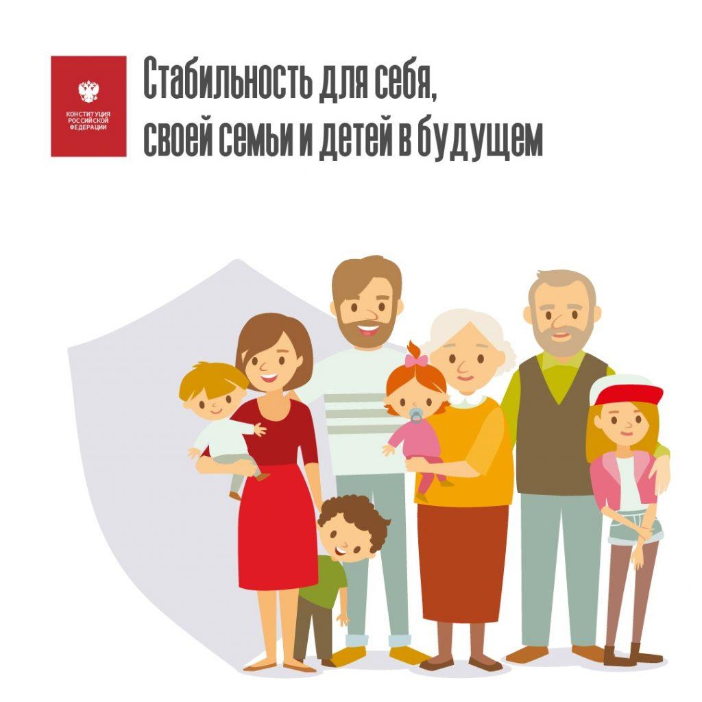 Какие поправки в Конституцию РФ предложили гражданам