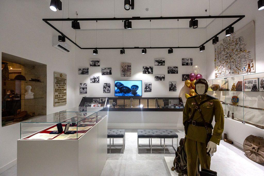 Музей Метростроя открыли в Тверском районе