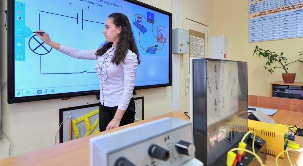 Специалисты Роспотребнадзора рассказали о правилах безопасности в учебных заведениях. Фото: сайт мэра Москвы