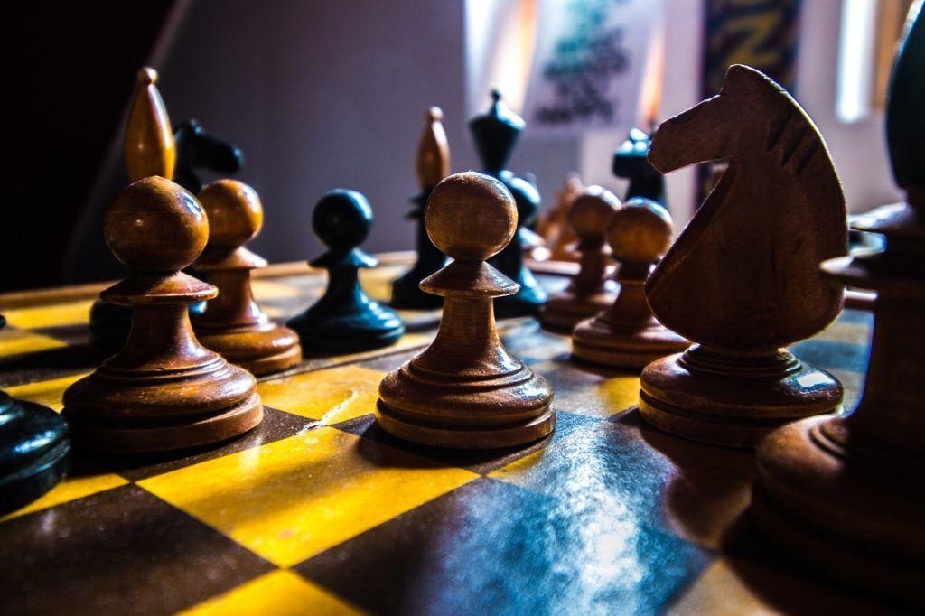 Шах и мат в честь Пушкина, или Новый турнир запустили сотрудники Таганского парка