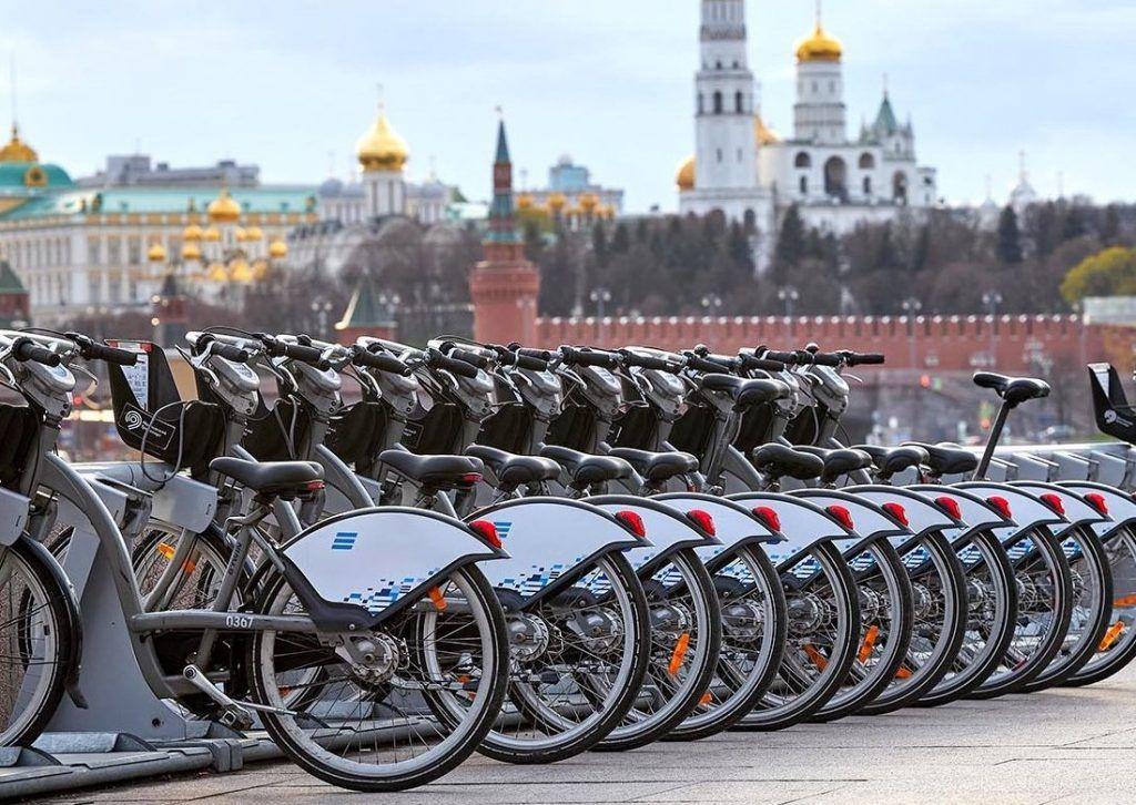 Депутат Мосгордумы Мария Киселева отметила растущую востребованность велопроката в столице