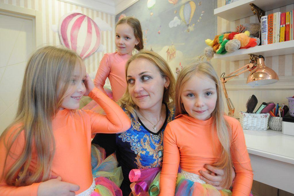 Социальная поддержка московских семей не пострадала от перевода в онлайн