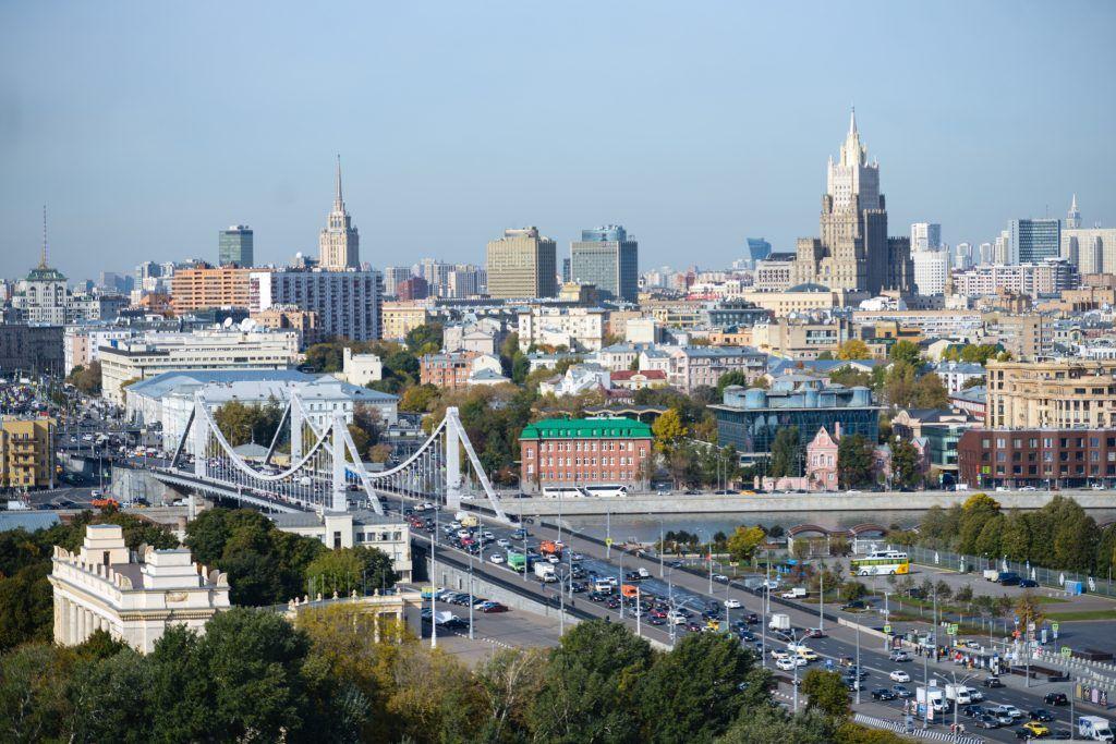 Москва подарит смартфон победителю квеста «Я шагаю по паркам»