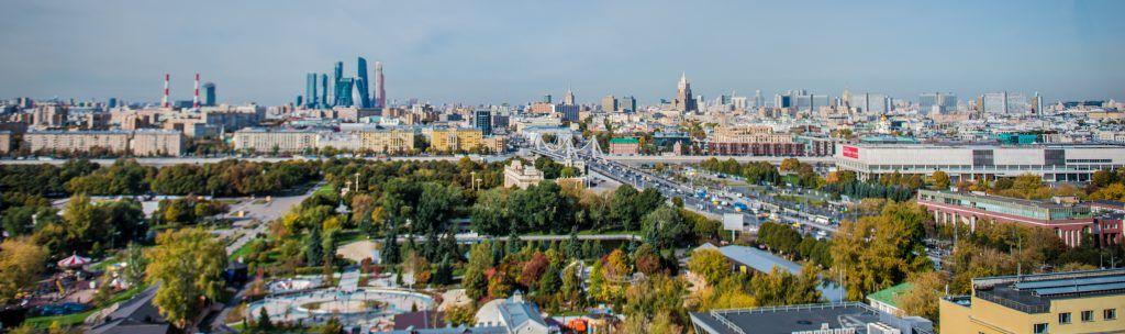 В Парке Горького отреставрируют беседки-ротонды